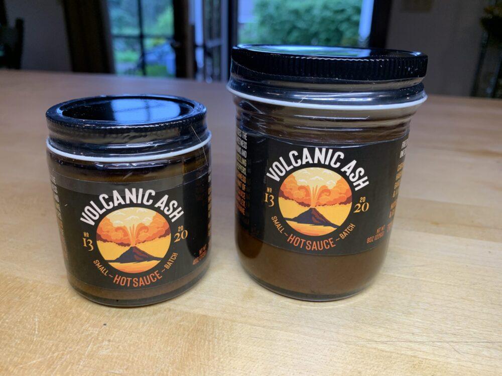 Volcanic Ash Hot Sauce