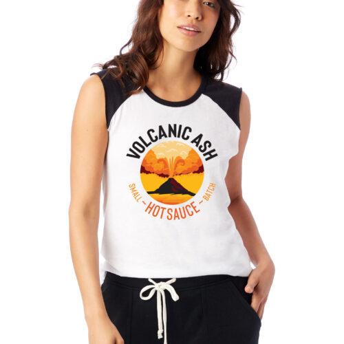 Volcanic Ash Shirt Merch Hot Sauce