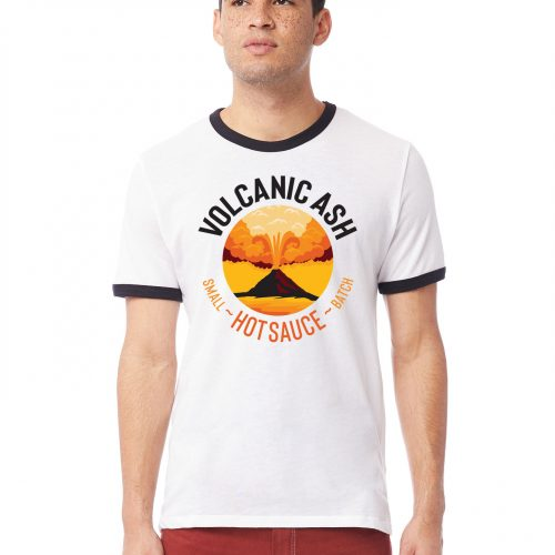 Volcanic Ash Shirt Merch Hot Sauce