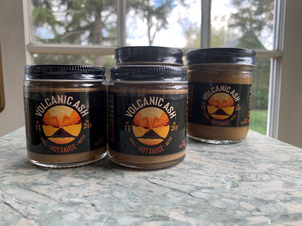 Volcanic Ash Blonde Hot Sauce