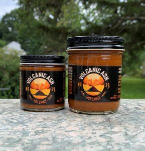Rojo Volcanic Ash Hot Sauce